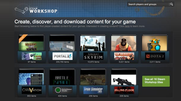 Valve Paid Out 57m To Steam Workshop Creators News