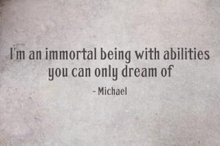 Michael Quote