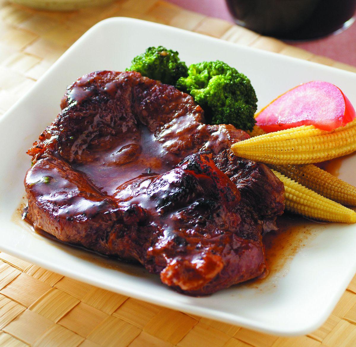 【食譜】味噌烤牛排:www.ytower.com.tw