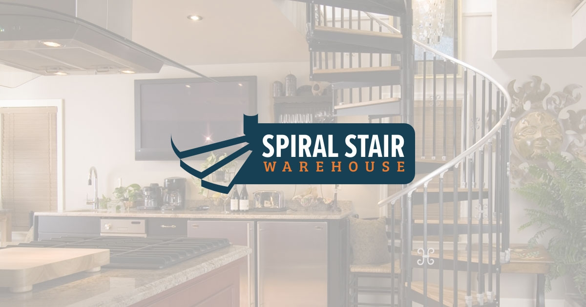 Shop For Indoor And Outdoor Spiral Stair Kits Spiral Stair Warehouse   Salter Spiral Stair Cost   Stair Railing   Deck Railing   Stair Case   Solid Wood   Collegeville Pa
