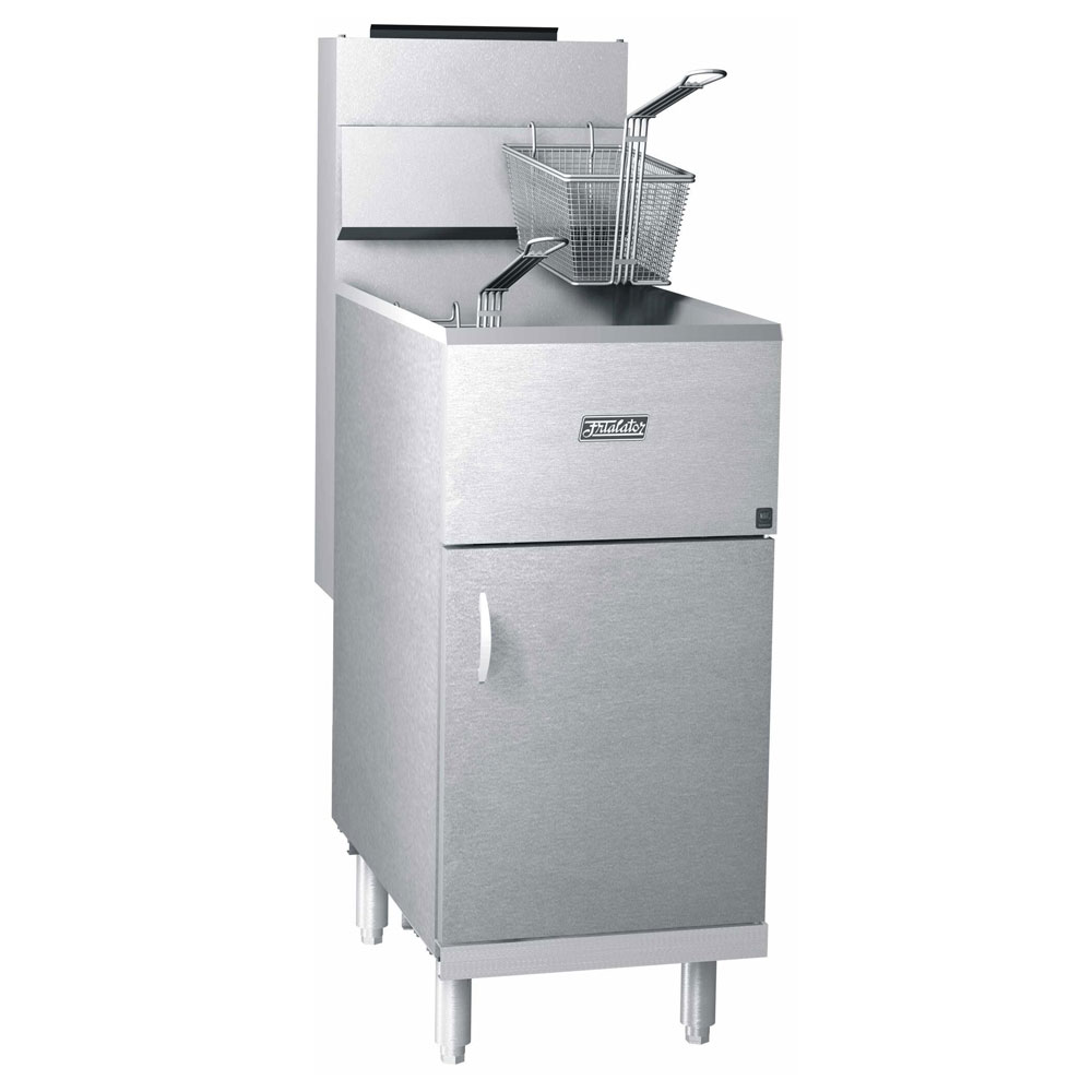 Frymaster Fryer And Rethermalizer