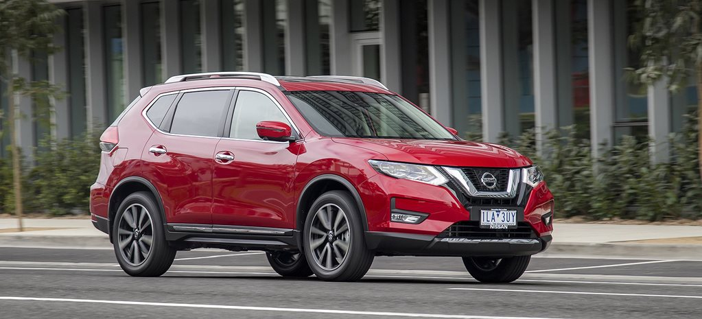 2017 Nissan X Trail TL Quick Review