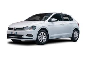 2018 Volkswagen Polo 70 TSI Trendline, 10L 3cyl Petrol