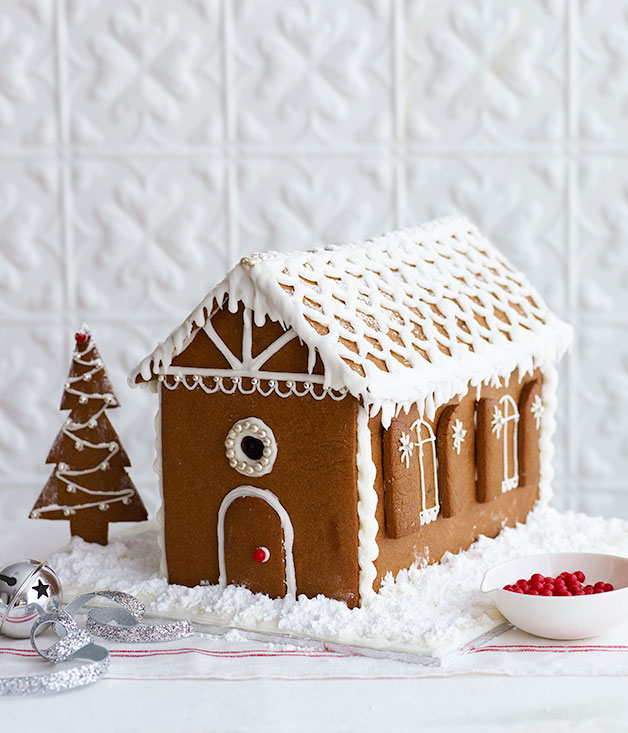 Gingerbread House Recipe Christmas Baking Recipe