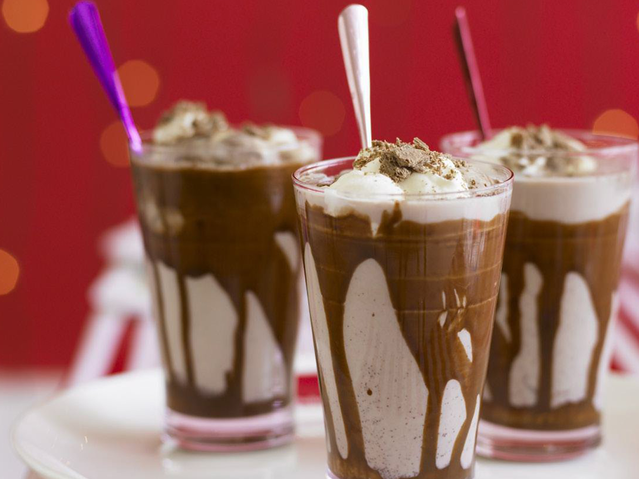 Image result for iced chocolate
