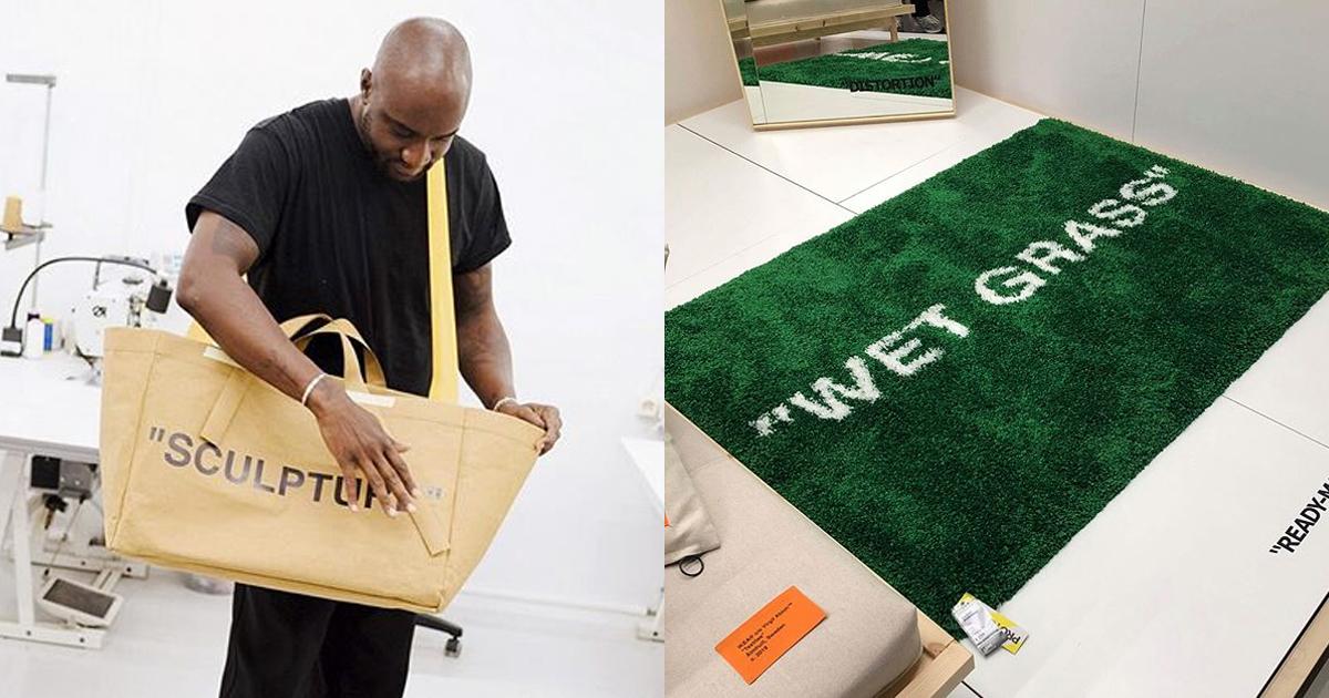 Ikea X Virgil Abloh S Off White Collaboration Information Harper S Bazaar Australia