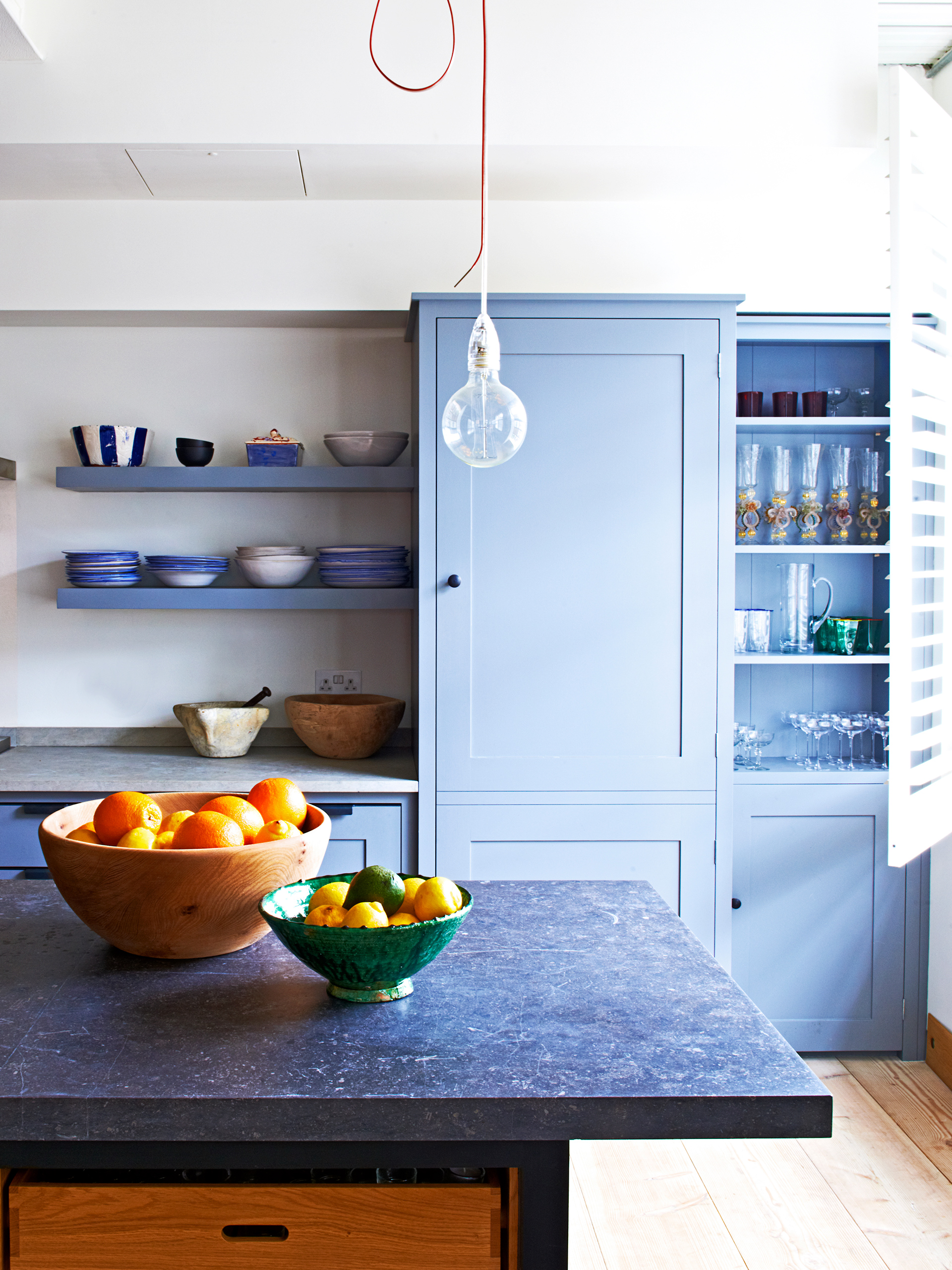 Inset Cabinets essentially mean cabinets whose doors sit within the frame of the cabinets.