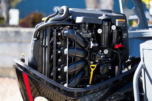 Mercury 115 Pro XS Four Troke Outboard Motor Review