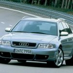 History Of The Audi Rs2 And Rs4