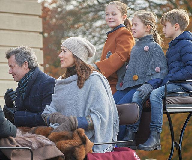 The Danish Royals know how to make Christmas a magical time!