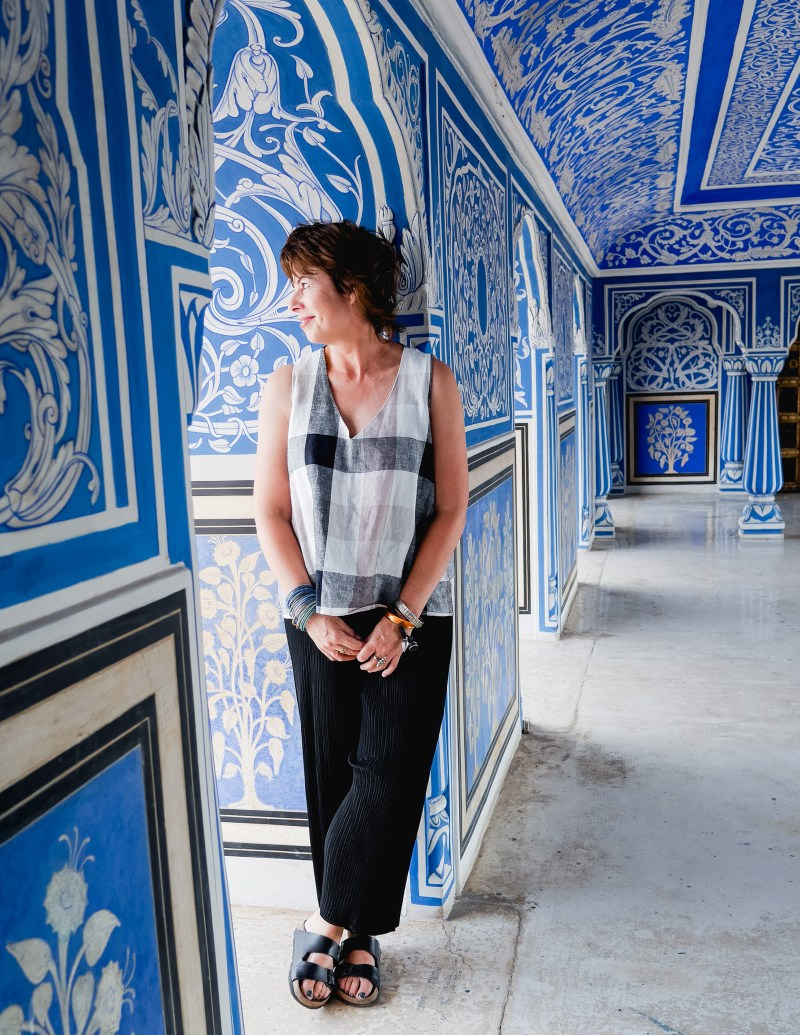 Amanda Holland of Wellington homeware store Small Acorns, turned her buying expertise into a side business and hosted her first tour of India this year.