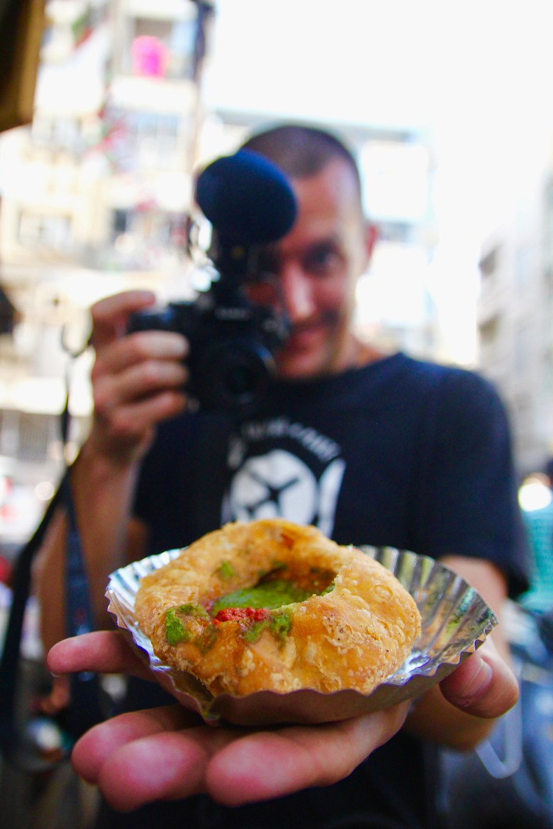 Thomas Southam travels the world with his wife Sheena, photographing their culinary exploits.