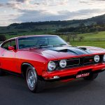 540hp 1973 Ford Falcon Xb Gt Hardtop