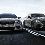 2018 Bmw M5 Competition Vs 2018 Mercedes Amg E63 S In Numbers