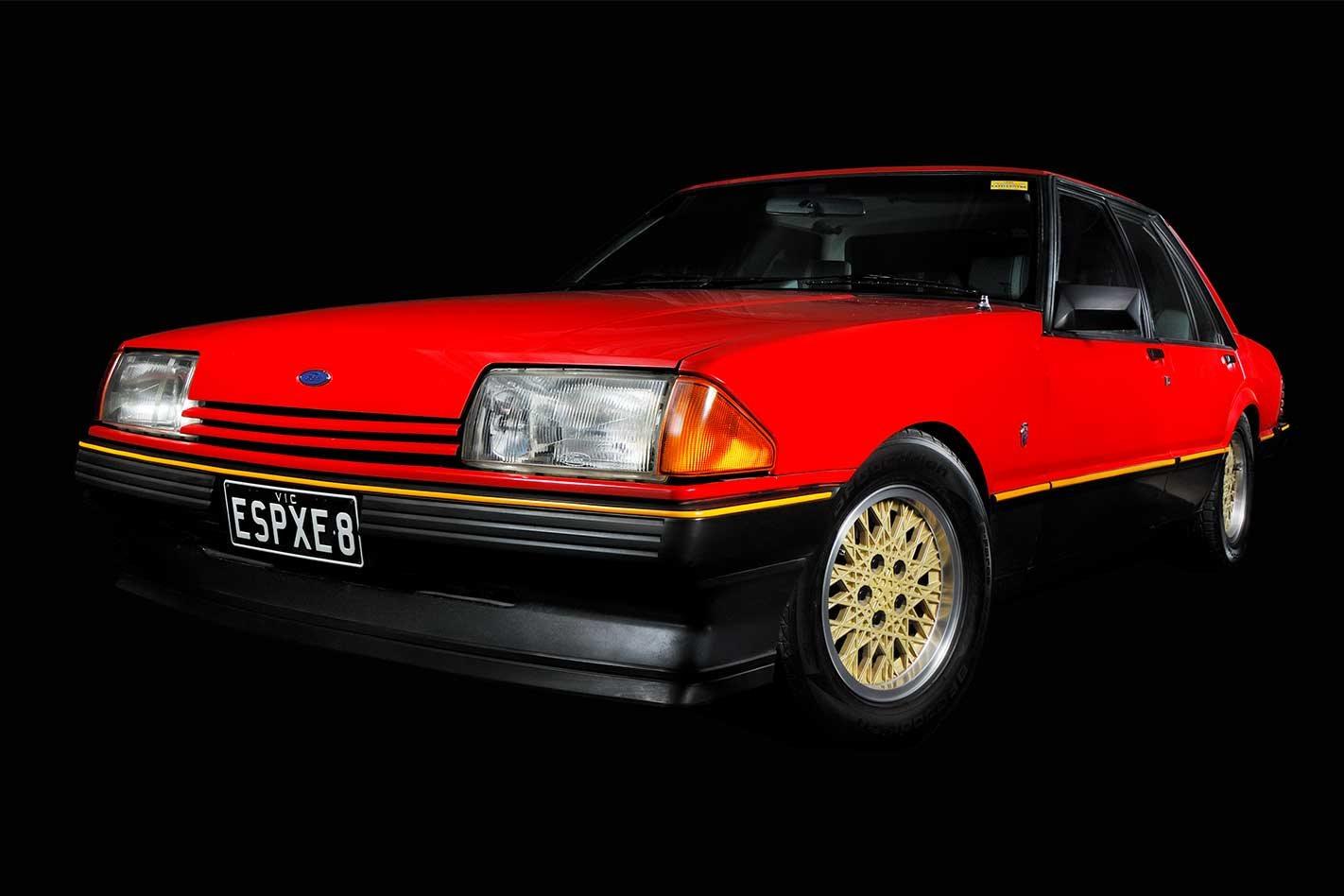 1982 Ford Falcon XE ESP: Legend Series