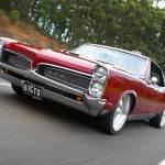 486 Cube 1967 Pontiac Gto