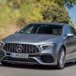 2020 Mercedes Amg A45 S First Drive Review Motor