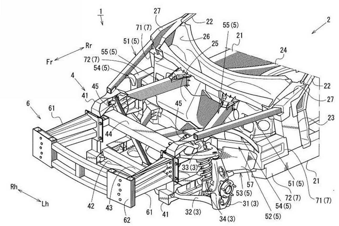 Patent Reveals Possible Mazda Rx 9 Under Development