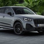 Audi Q2 Gets Even More Angular With 2021 Facelift