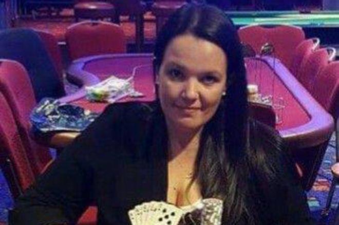 Emma Fryer poker