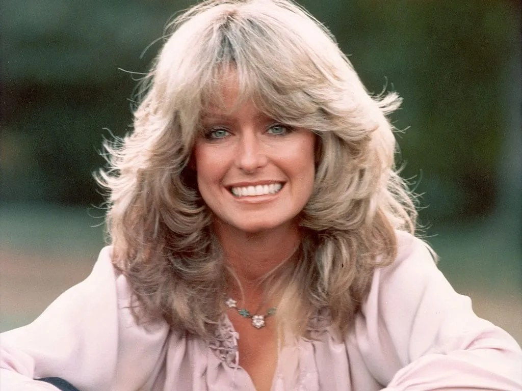 Image result for farrah fawcett