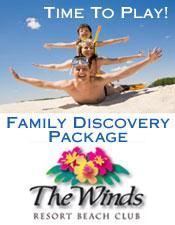Winds Resort, Ocean Isle, North Carolina