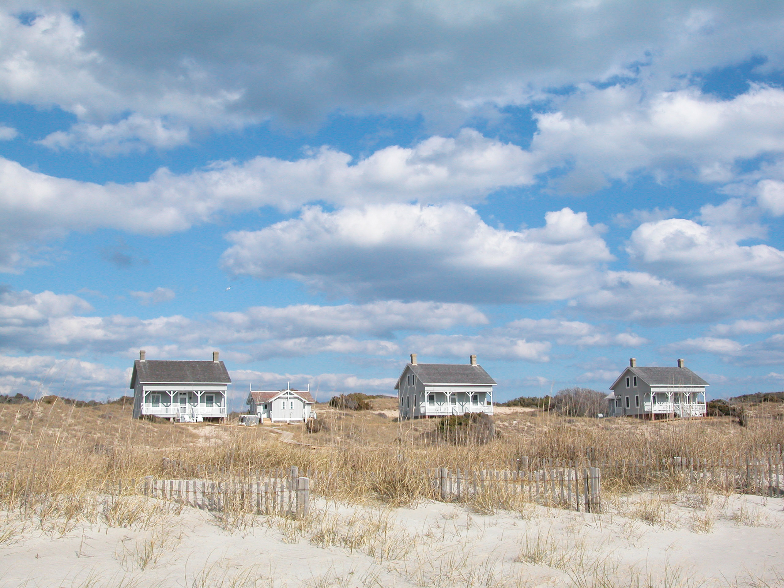 Captain Charlie's Cottages, Bald Head Island, North Carolina