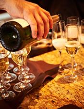 2012 Charlotte Wine and Food Weekend, Wine Dinners across town.