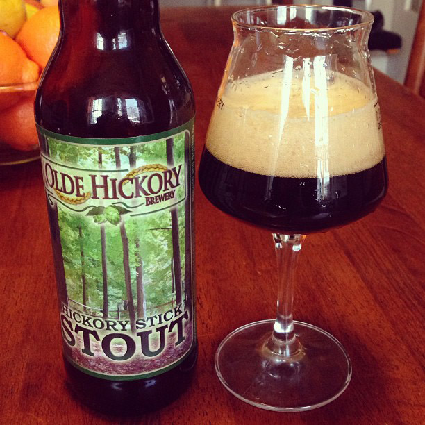 Hickory Stick Stout