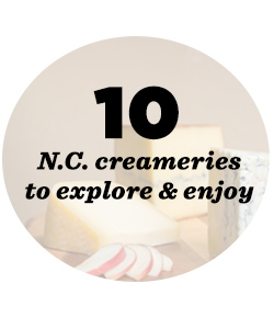10 creameries you should visit