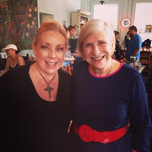 Mary Haglund & Nathalie Dupree. Photo via Instagram.