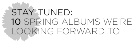 spring albums image