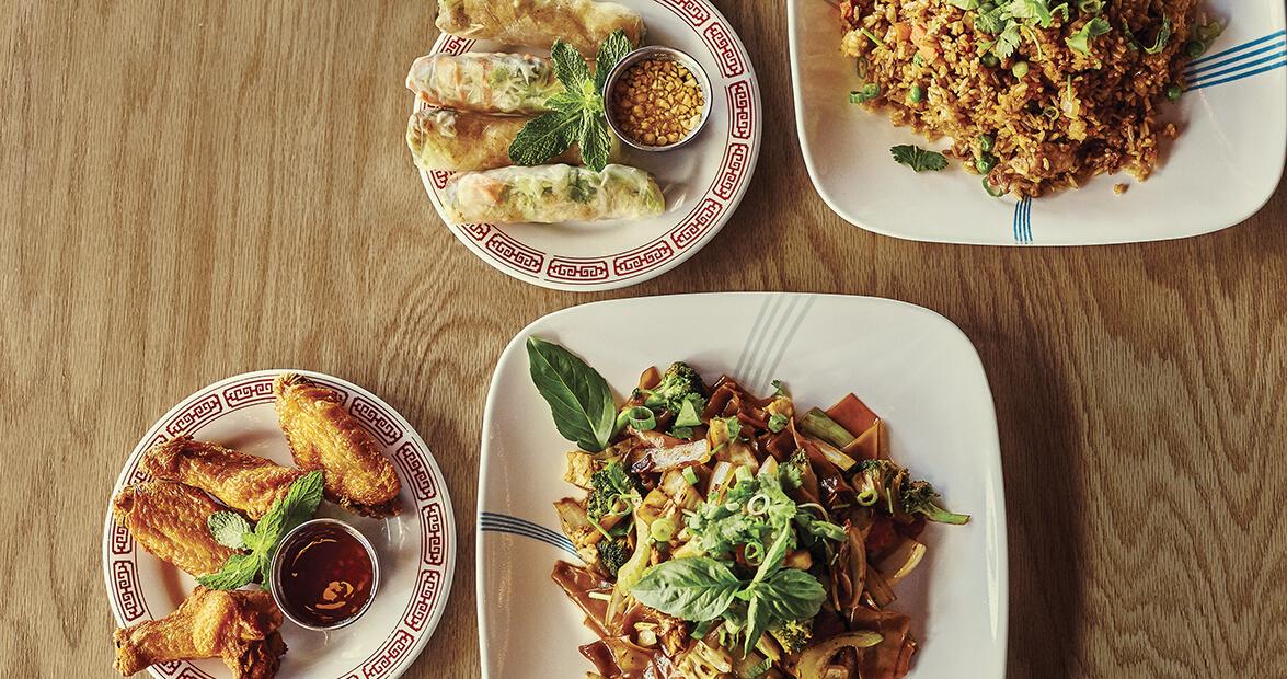 Asian Fusion Kitchen Brings A Taste Of Laos To Morganton U2013 Our State  Magazine