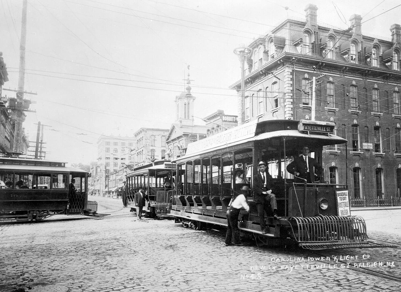 nc streetcars