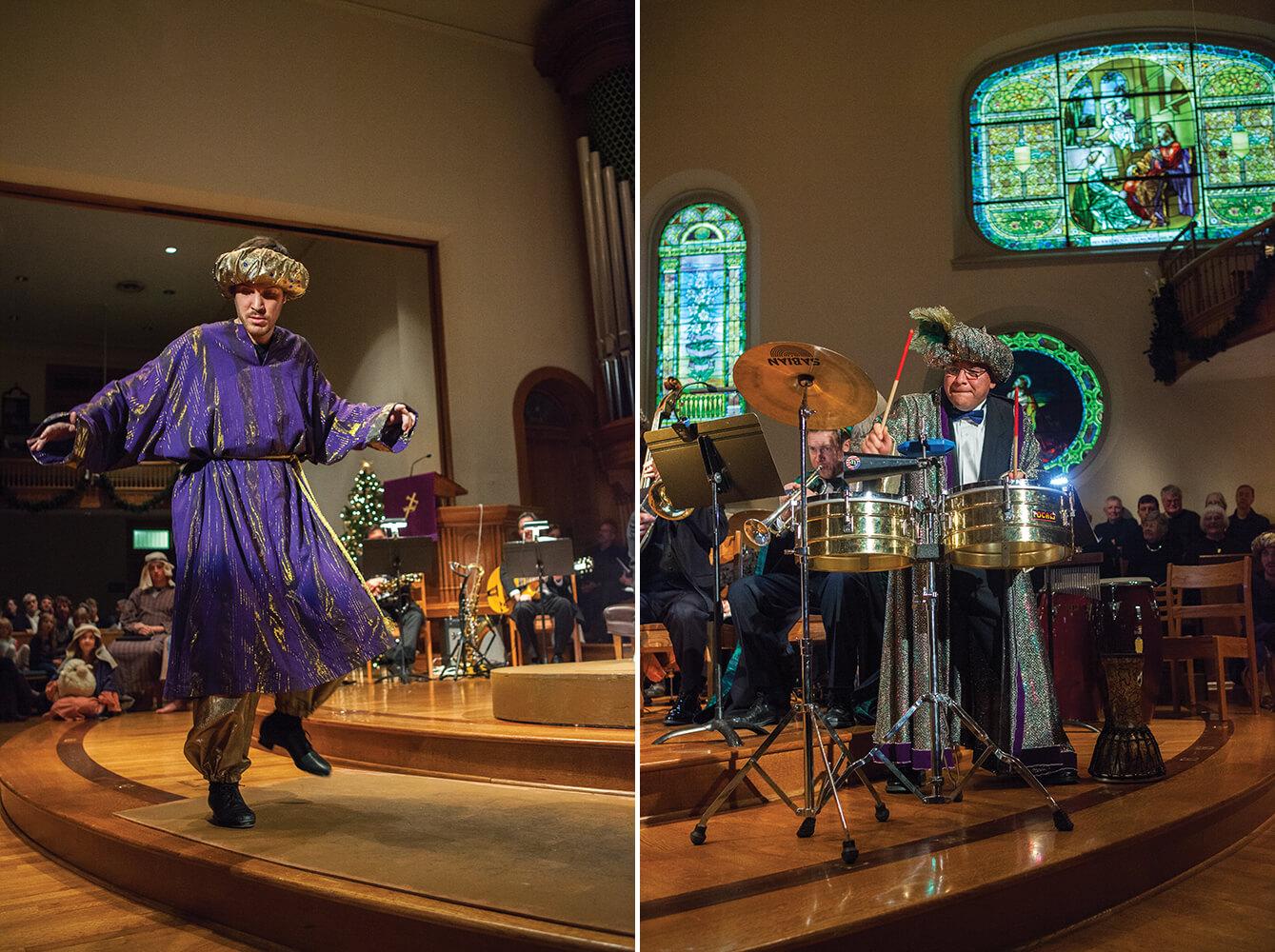 greensboro jazz nativity