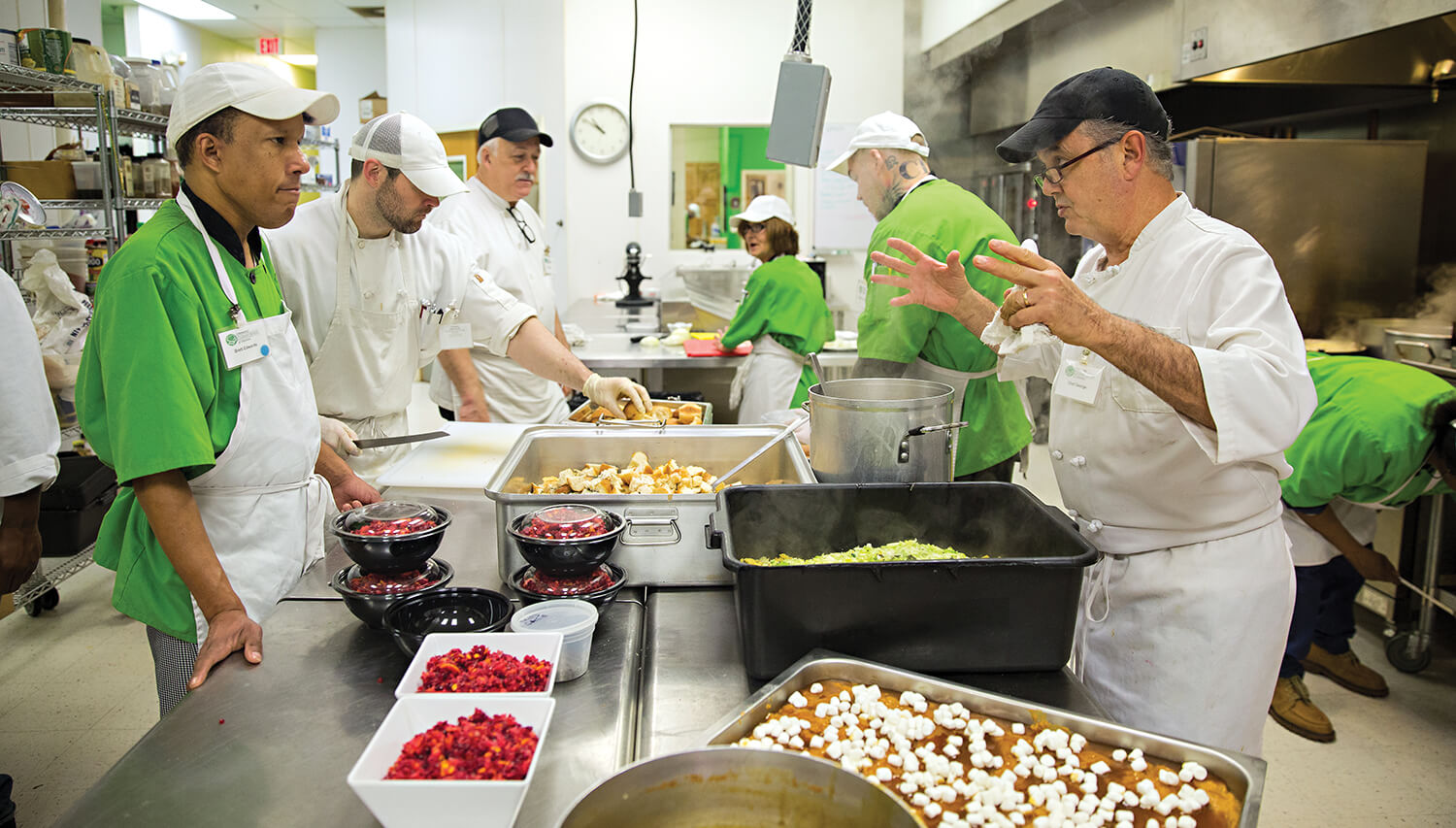 Community Culinary School of Charlotte 1