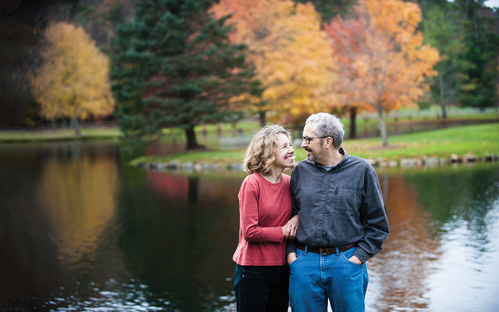 chetola resort blowing rock couple