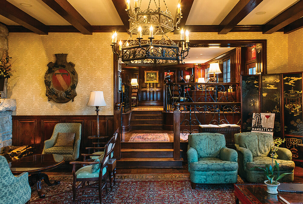 old edwards inn lobby