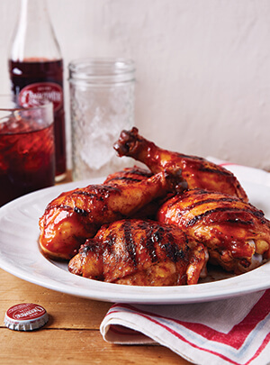 cheerwine bbq chicken