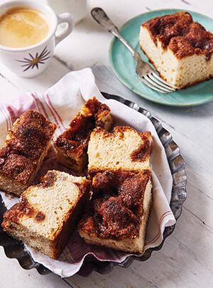 moravian sugar cake 300x405