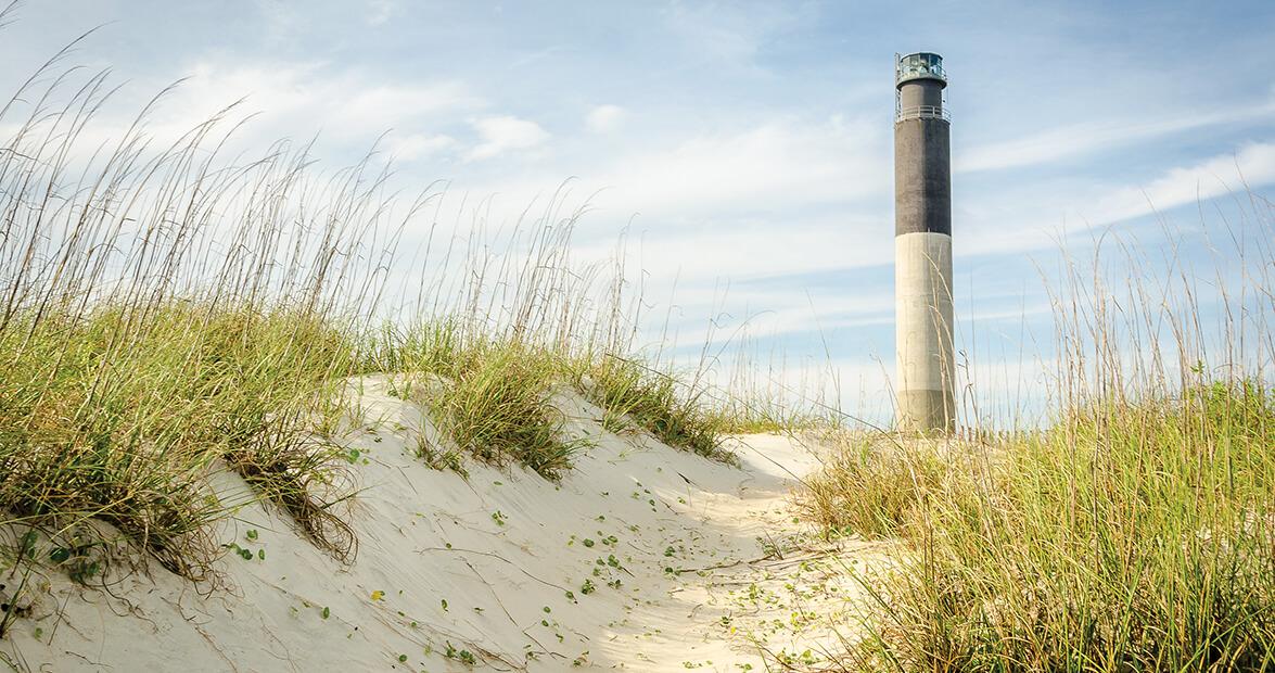 Oak Island Lighthouse Nc