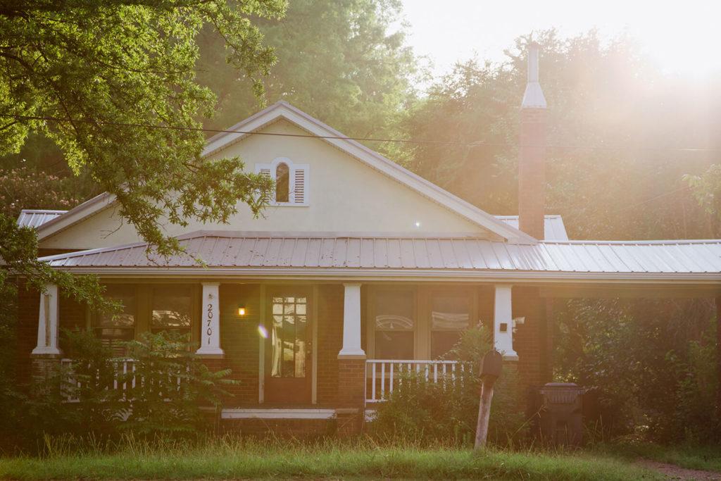 cornelius front porch