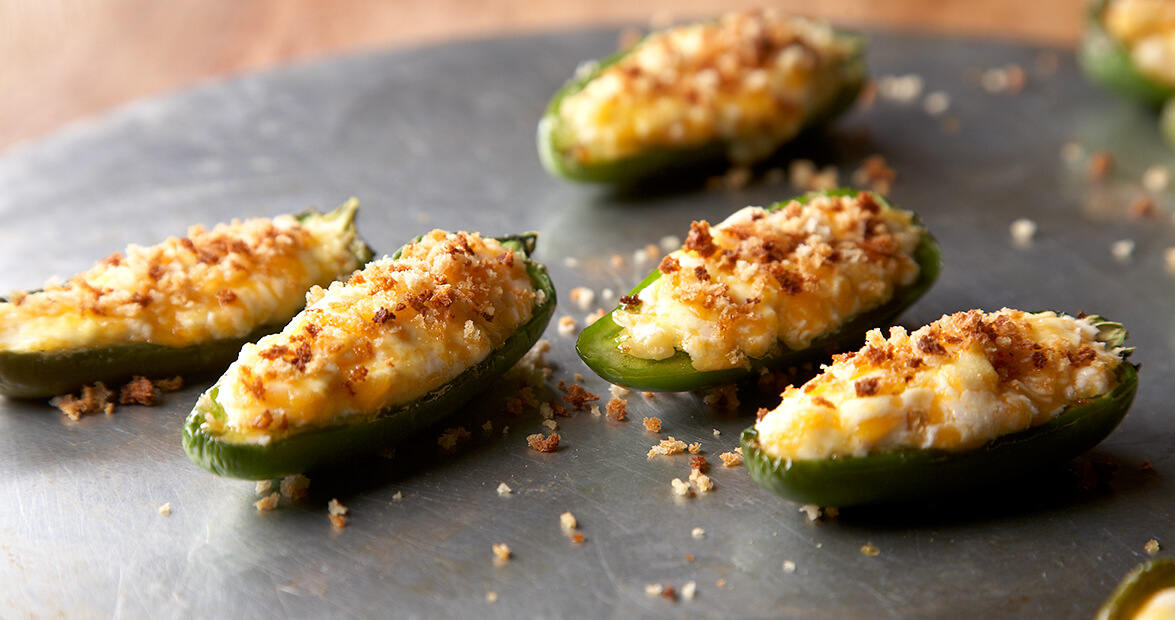 Baked Jalapeño Poppers Recipe – Our State Magazine