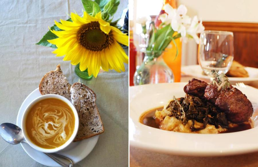 Farm-to-Table Restaurants in the Foothills