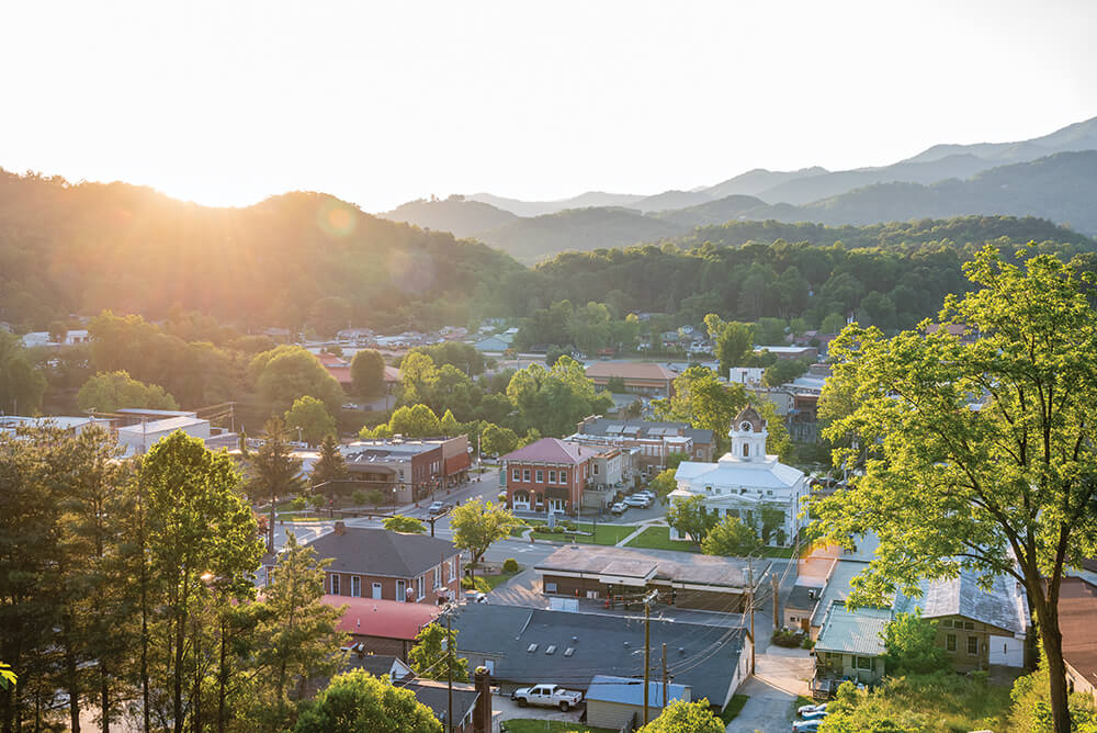 Tuckasegee River Brings Opportunity for Bryson City's New Generation