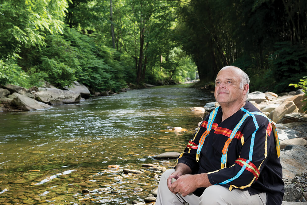 Cherokee Stories Tell of Water's Wisdom