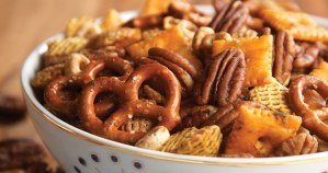 Pecan Party Mix Recipe