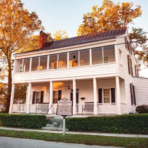 Local Landmark: New Bern's Bayard Wootten House