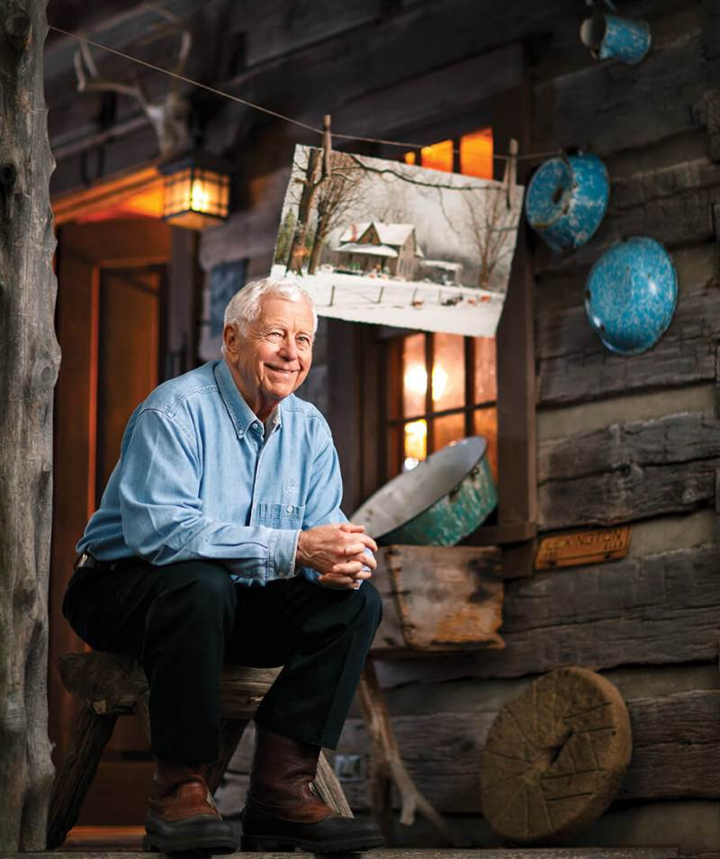 Ramblin' Man: The Storied Life of Southern Artist Bob Timberlake