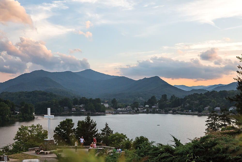 Photo Essay: Fourth of July on Lake Junaluska